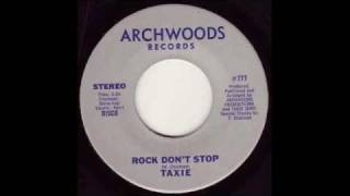 Taxie - Rock Don
