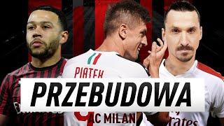 PRZEBUDOWA AC MILAN - FIFA 20