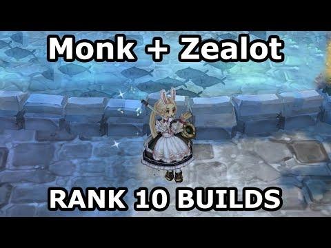 [ToS] Rank 10 Builds: Monk Zealot