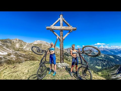 ROTE WAND (2818m) - Endloser Mountainbike Trail Villgratner Berge / Bike Urlaub 2020 / Antholz MTB from YouTube · Duration:  27 minutes 34 seconds