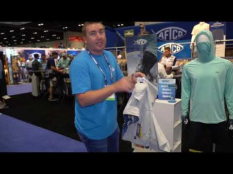Aftco Pack Short At ICAST 2019