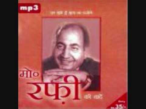 Film Naag Panchmi, Year 1953, Song Bhagwan tere ghar ka shringaar by Rafi Sahab & Asha.flv