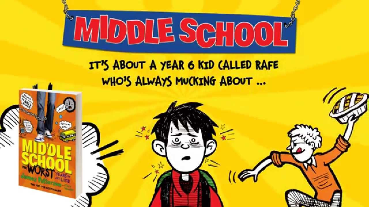 Middle School The Worst Years Of My Life By James Patterson Book
