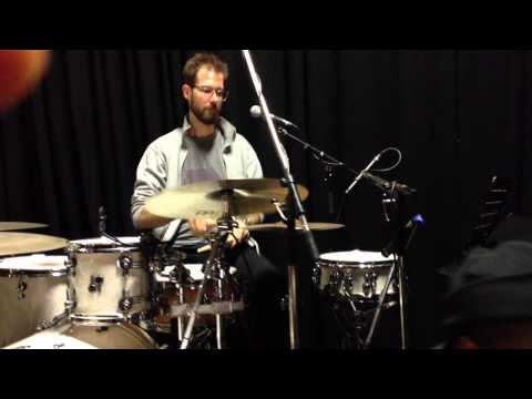 Benny Greb @ Soundcheck (on Tour with Stoppok)