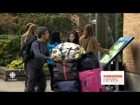 CBC News: University students feeling Vancouver's housing crunch