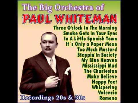 "Paul Whiteman - Velencia ""1926"""
