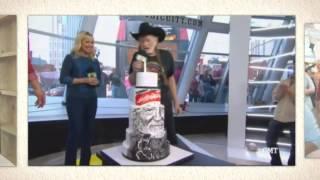 Take On Cake: Willie Nelson Birthday Cake