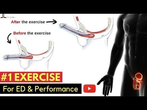 🤷🏼?♂️ #1 Exercise For Preventing Erectile Dysfunction & Improving Your Performance  In The Bedroom