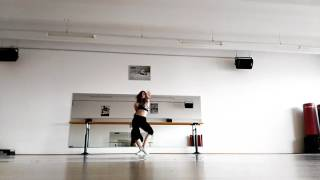 No More Sad Songs - Dance Choreography