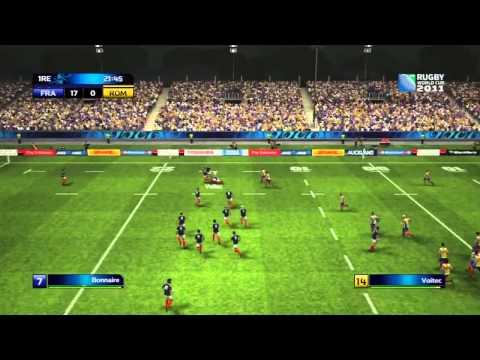 Rugby World Cup : Allons au bout de notre rêve | Match de Poule | France - Roumanie