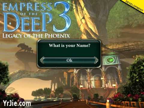 Empress Of The Deep 3: Legacy Of The Phoenix Collector's Edition