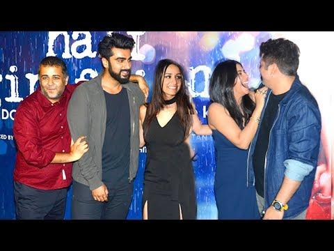 Half Girlfriend Success Party  - Shraddha Kapoor, Ekta Kapoor, Arjun Kapoor