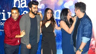 Half Girlfriend Success Party    Shraddha Kapoor, Ekta Kapoor, Arjun Kapoor