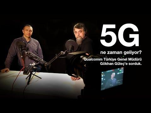 Qualcomm Türkiye Genel Müdürü Gökhan Güleç ile 5G Konuştuk