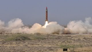 Pakistan has fastest growing nuclear weapons programme in the world