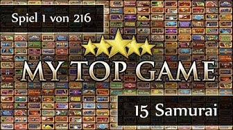 My Top Game 🌟 15 Samurai 🌟 Nr. 170 | Spiel 1 von 216