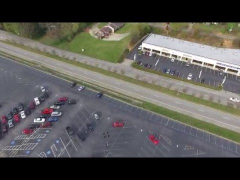 Lakeshore Mall Gainesville GA Drone(cool security guard)