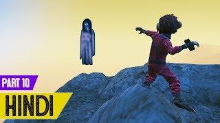 Bander Geya Bhootni Ke Pass in GTA 5 - #Slender Man 2 #10