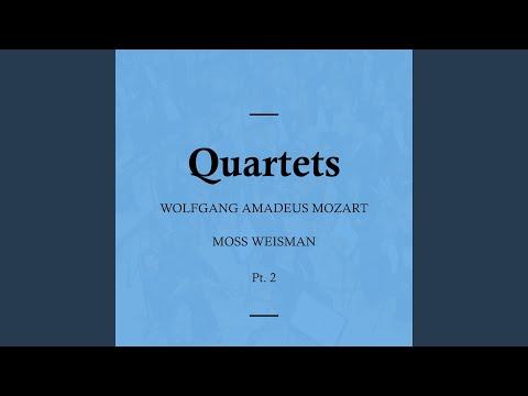 Quartet No. 12 in B Flat Major, K. 172: IV. Allegro Assai