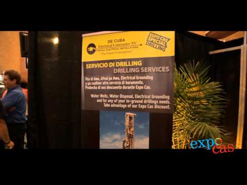De Cuba Electrical Contractor - Expo Cas 2012