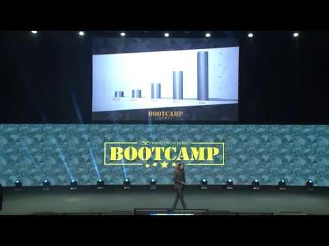 Eddie Head BootCamp Barcelona Keynote Speech - WorldVentures