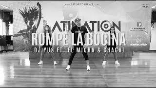 Rompe la Bocina  - Latination