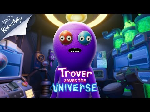 Trover Saves the Universe (PC PS4)
