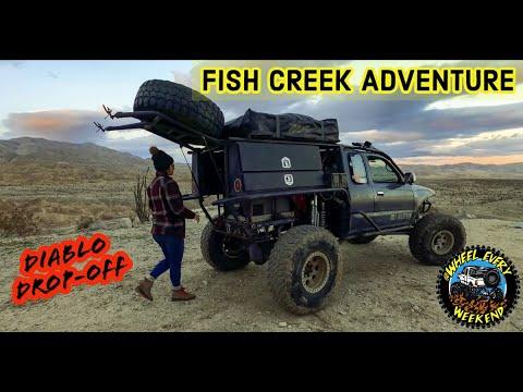 WEW Does Split Mountain/Fish Creek