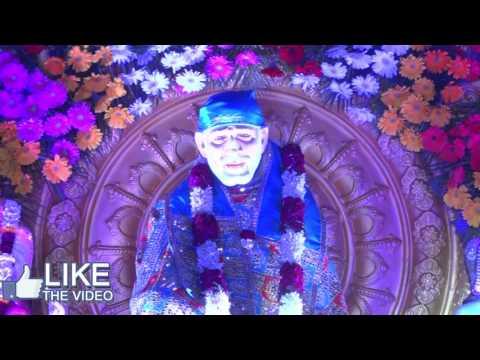 tere age laaj mujhe aati nahi - sai sahara mitra mandal -shirdi sai bhajan 2017