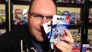 Disney Infinity 2.0 Disney Originals Power Disc Unboxing - Gravity Falls