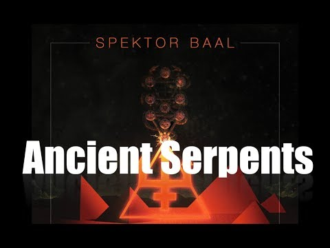 Spektor Baal - Ancient Serpents Promo - RetroSynth Records - Coming Feb 27!