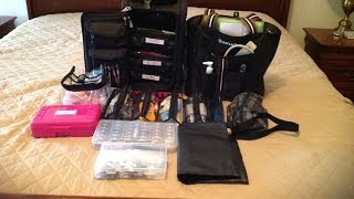 Updated freelance makeup kit 2013 Thumbnail