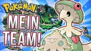 Meine 6 Pokemon im Team in Pokemon Rubin Saphir und Smaragd!