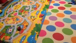Dwinguler Playmat Polka Dot My Town