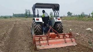 Best Farming With Tractor-Rotavator India