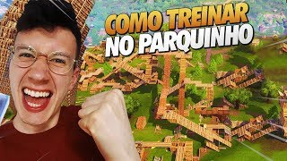 COMO TREINAR NO PARQUINHO - DO NOOB AO PRO #2