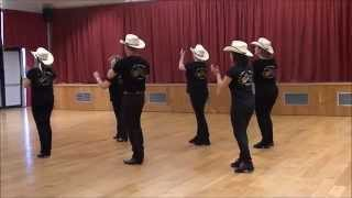 GOODBYE MONDAY Line Dance (Dance & Teach in French)