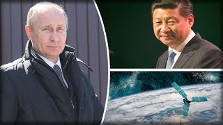 RUSSIA, USA AND CHINA ARE PREPPING FOR ALL-OUT SPACE WAR