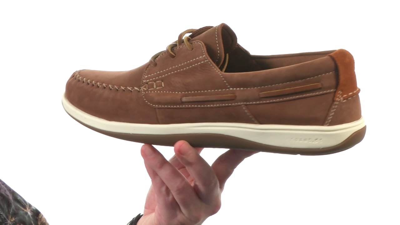 76f1749e653 Cole Haan Boothbay Boat Shoe SKU 8869437 - YouTube
