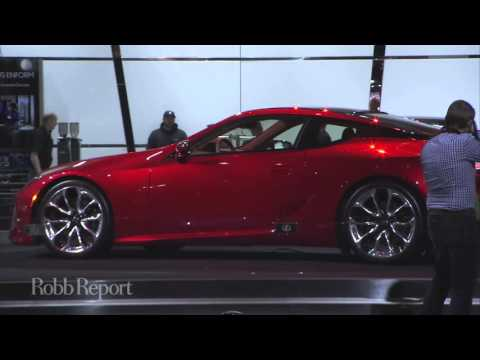 The Group Vice President of Lexus Shares What the LC 500 Means for the Marque