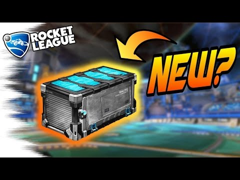 CHAMPIONS CRATE 5??? - Rocket League Possible New Items! (Rocket League Trading/Mystery Decals)