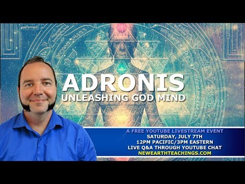 Adronis: Unleashing God Mind