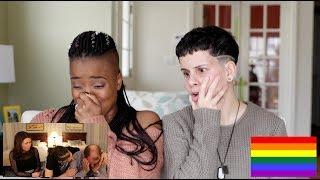 Reacting To Coming Out Videos | VERY EMOTIONAL