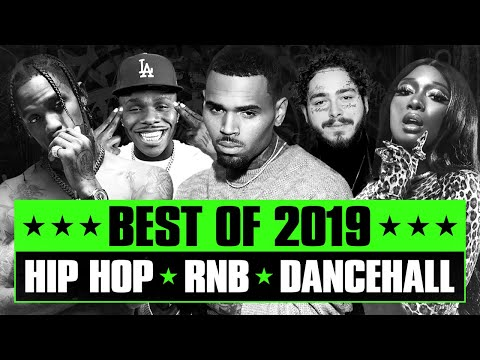 🔥 Hot Right Now - Best of 2019 | Best R&B Hip Hop Rap Dancehall Songs of 2019 |New Year 2020 Mix