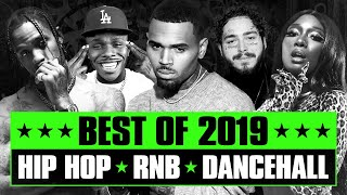 🔥 Hot Right Now - Best of 2019 | Best R&B Hip Hop Rap Dancehall Songs of 2019 | New Year 2020 Mix
