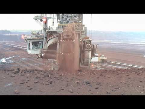 Bucket Wheel Excavators 3d Machine Control