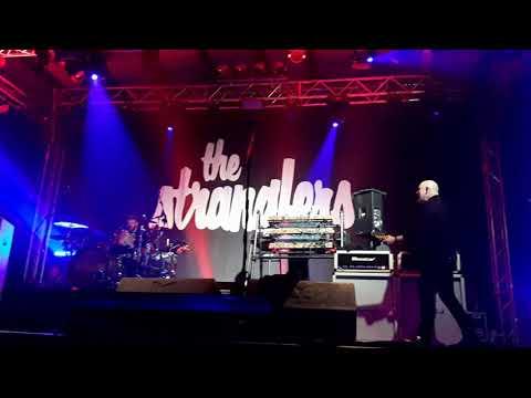 The Stranglers - Tank - Estragon Bologna Italy 30/11/19