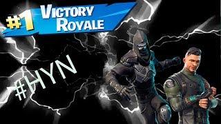 FIRST CHANNEL VIDEO!!! / Salvarez12 / #HYN / Fortnite