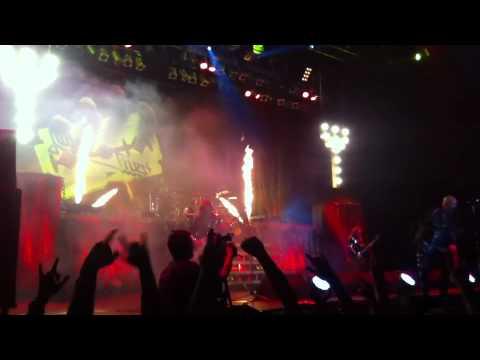 "Judas Priest - ""Breaking the Law"" (Live in Belgrade - 01.07.11)"