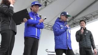 スーパーGT◎脇阪寿一・伊藤大輔・坂東監督トークショー  岡山  2019.04.14